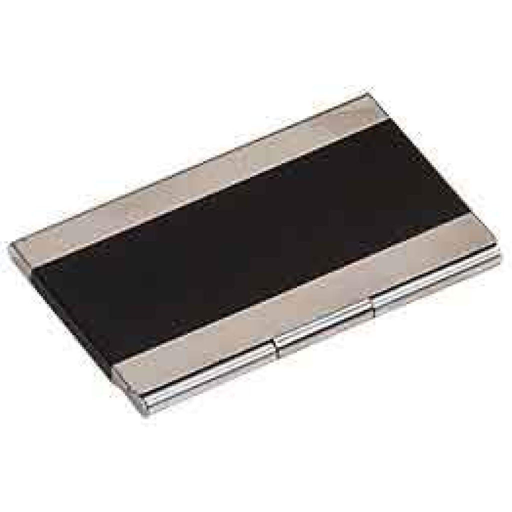 Business Card Holder - Black - Office Gifts