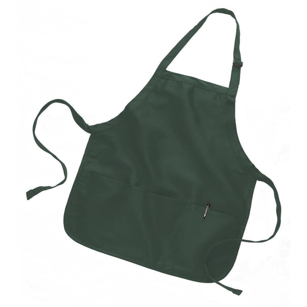 Canvas Apron - Forest Green - Bags & Apparel