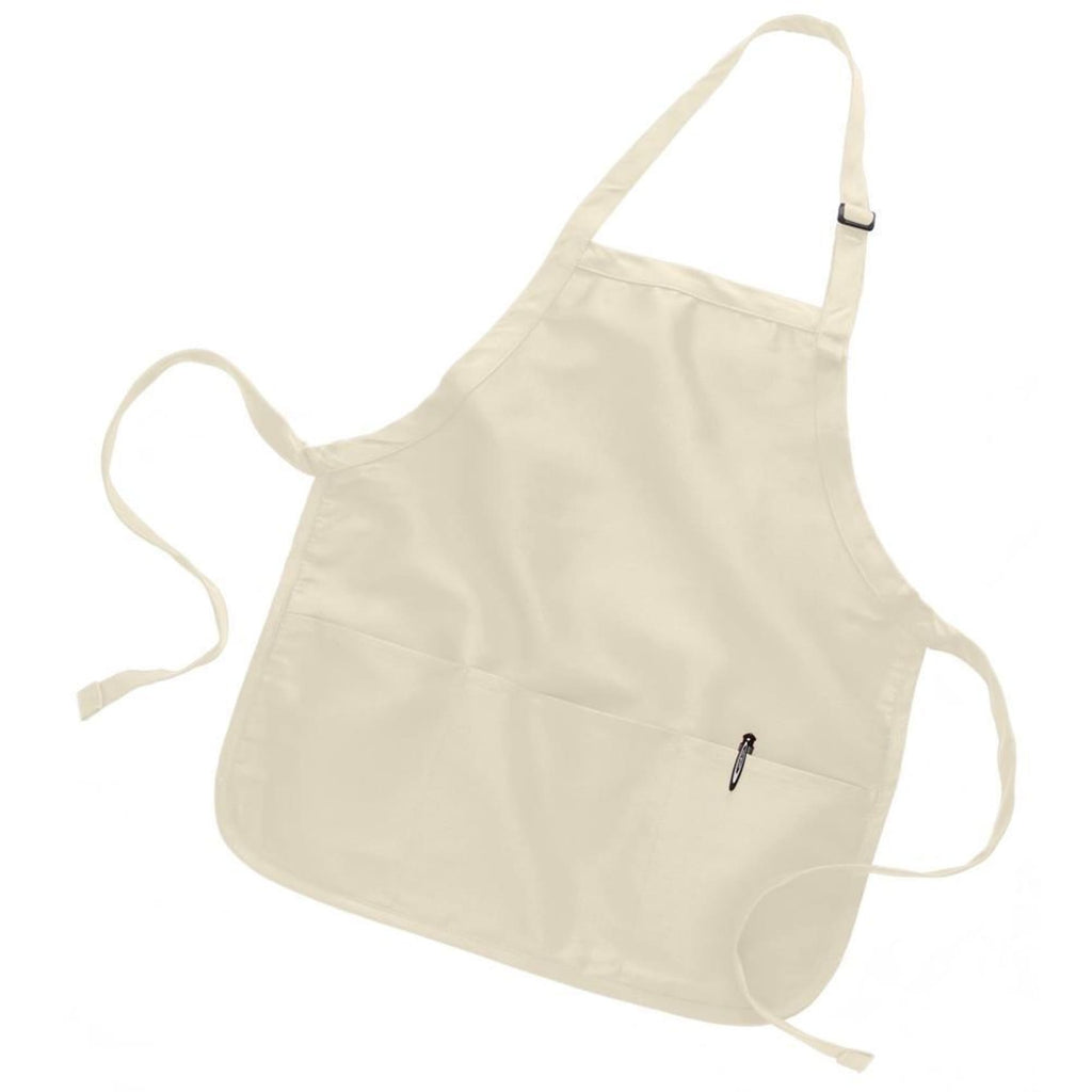 Canvas Apron - Natural - Bags & Apparel