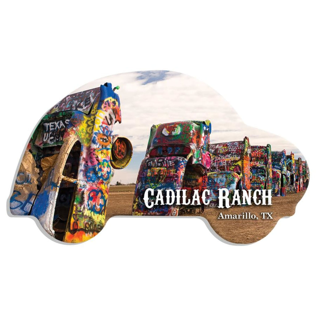 Color Aluminum Magnets - 2.75 x 1.6 Car - Home Gifts