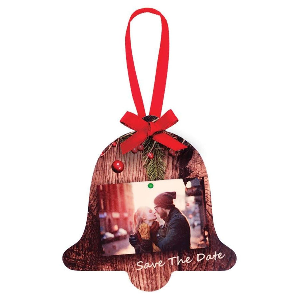 Color Aluminum Ornaments - 3 Bell - Home Gifts