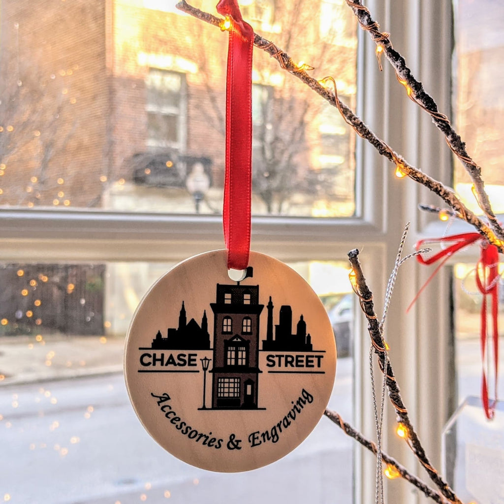 Color Maple Wood Ornaments - Home Gifts
