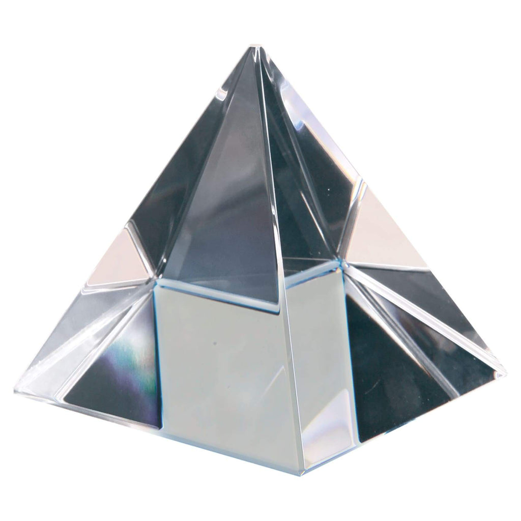 Crystal Pyramid - Office Gifts