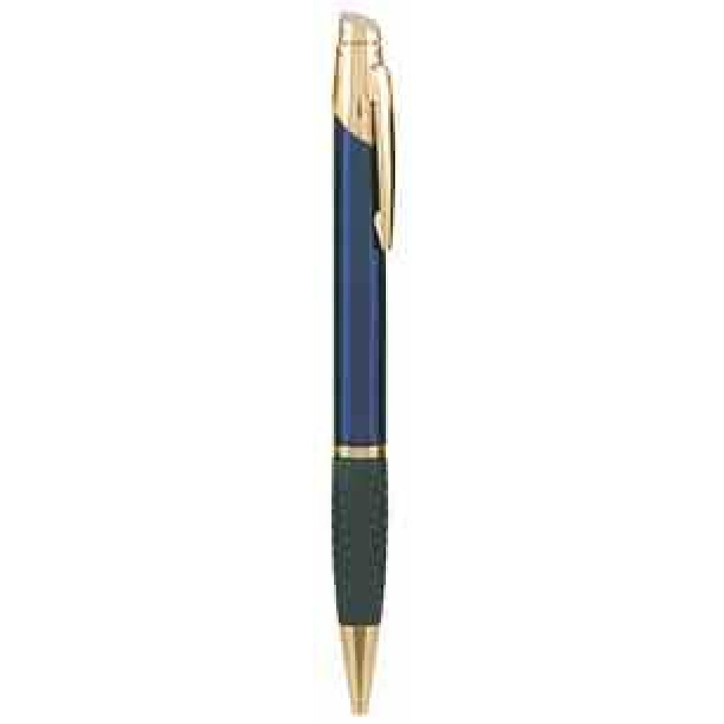 Gloss Ballpoint Pen with Gripper - Office Gifts