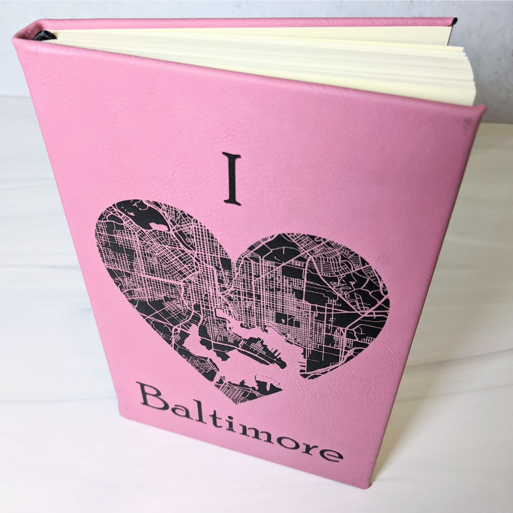 Heart of Baltimore Journal - Chase Street Originals