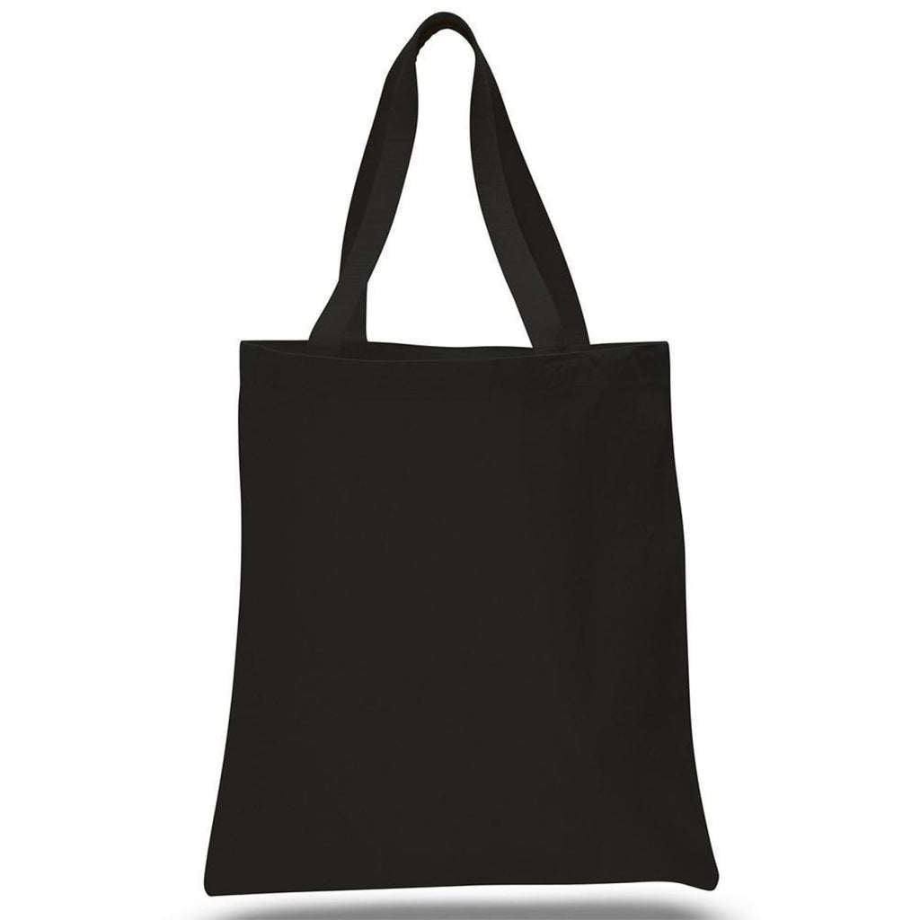 I Love My Disgusting Rat and Rodent Infested Mess Large Canvas Tote - Black - Chase Street Originals