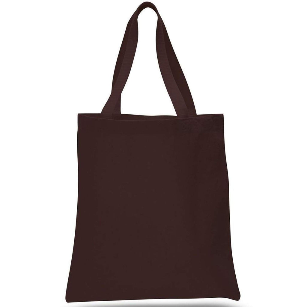 I Love My Disgusting Rat and Rodent Infested Mess Large Canvas Tote - Brown - Chase Street Originals