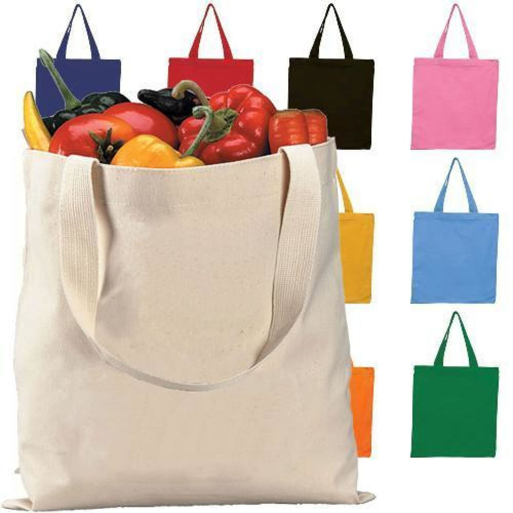 Large Canvas Tote - Bags & Apparel