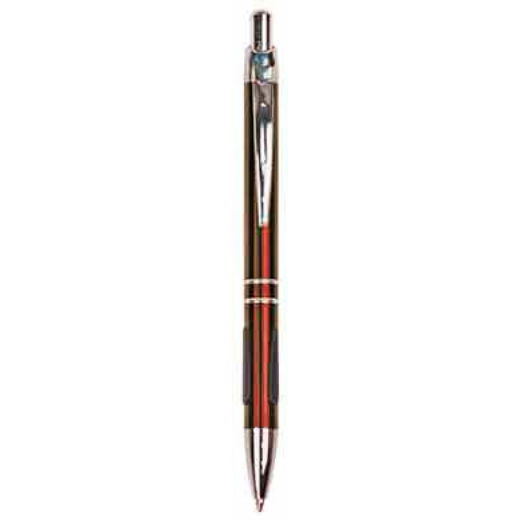 Pen with Gripper - Burgundy - Office Gifts