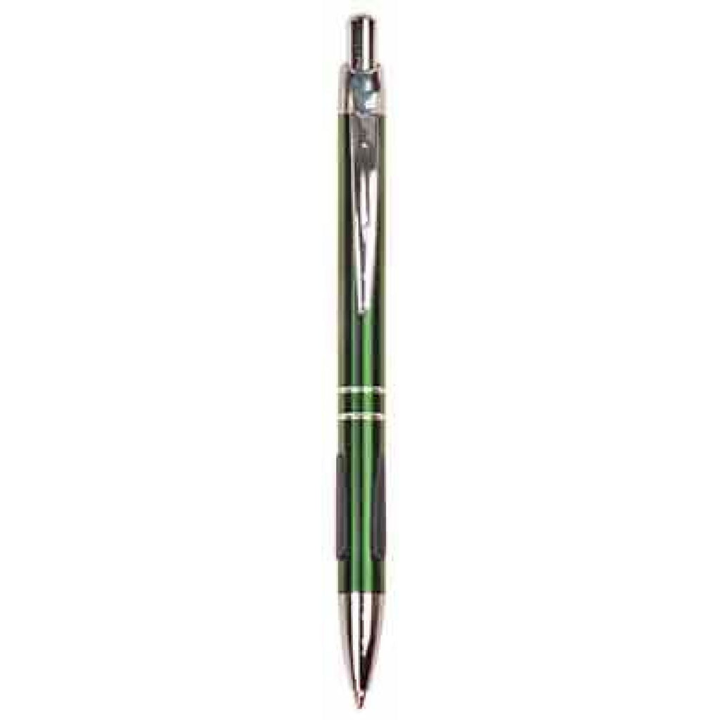 Pen with Gripper - Green - Office Gifts