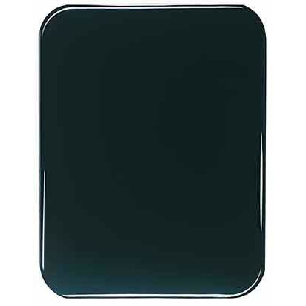 Piano Finish Plaque - Round Corners - Black / 7x9 - Plaques