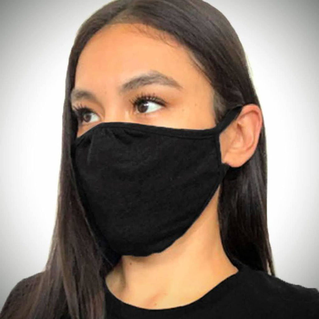 Solid-colored Face Mask - Bags & Apparel