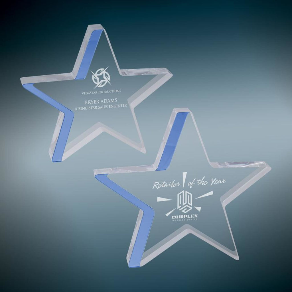 Star Award - Acrylic Awards