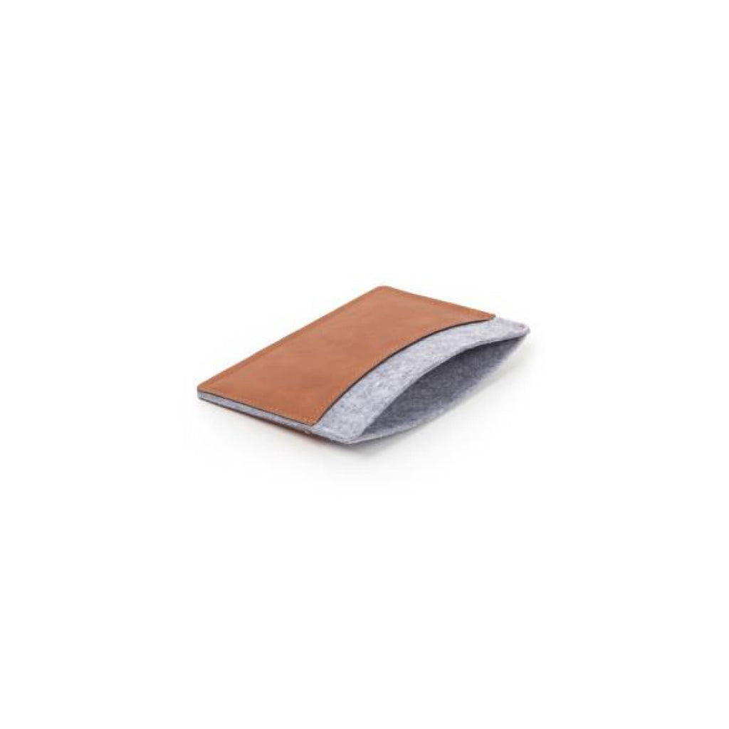 Vegan Leather Card Sleeve - Office Gifts