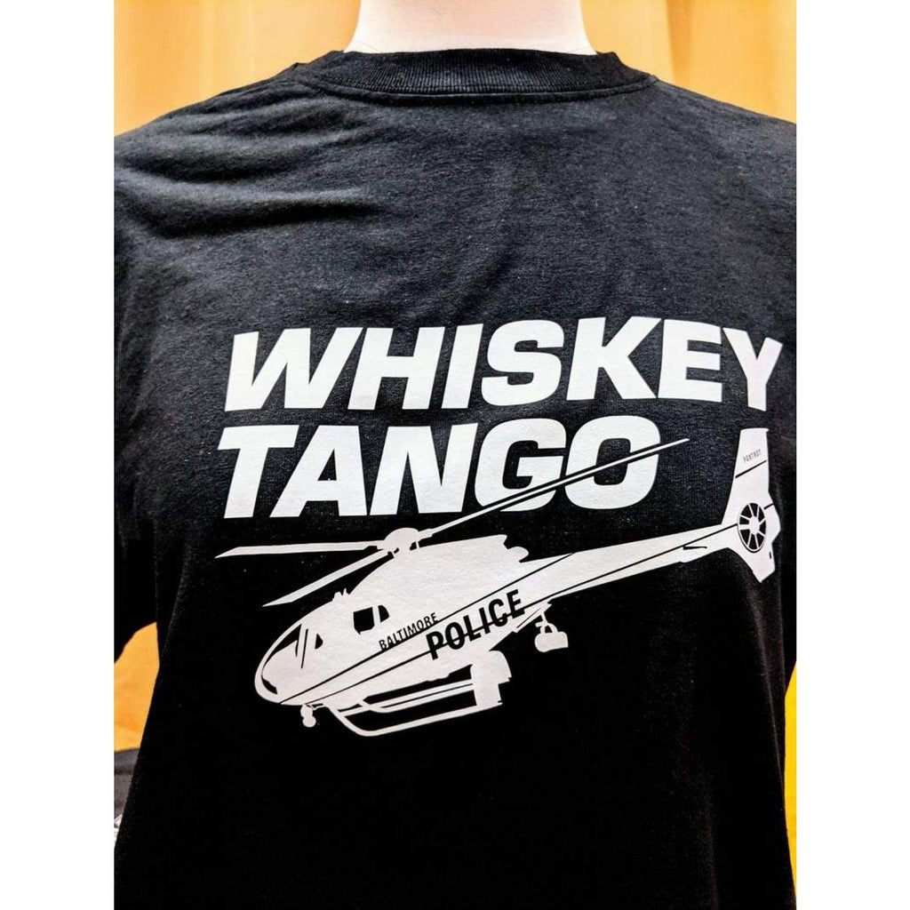 Whiskey Tango (Foxtrot) Baltimore Shirt - Chase Street Originals