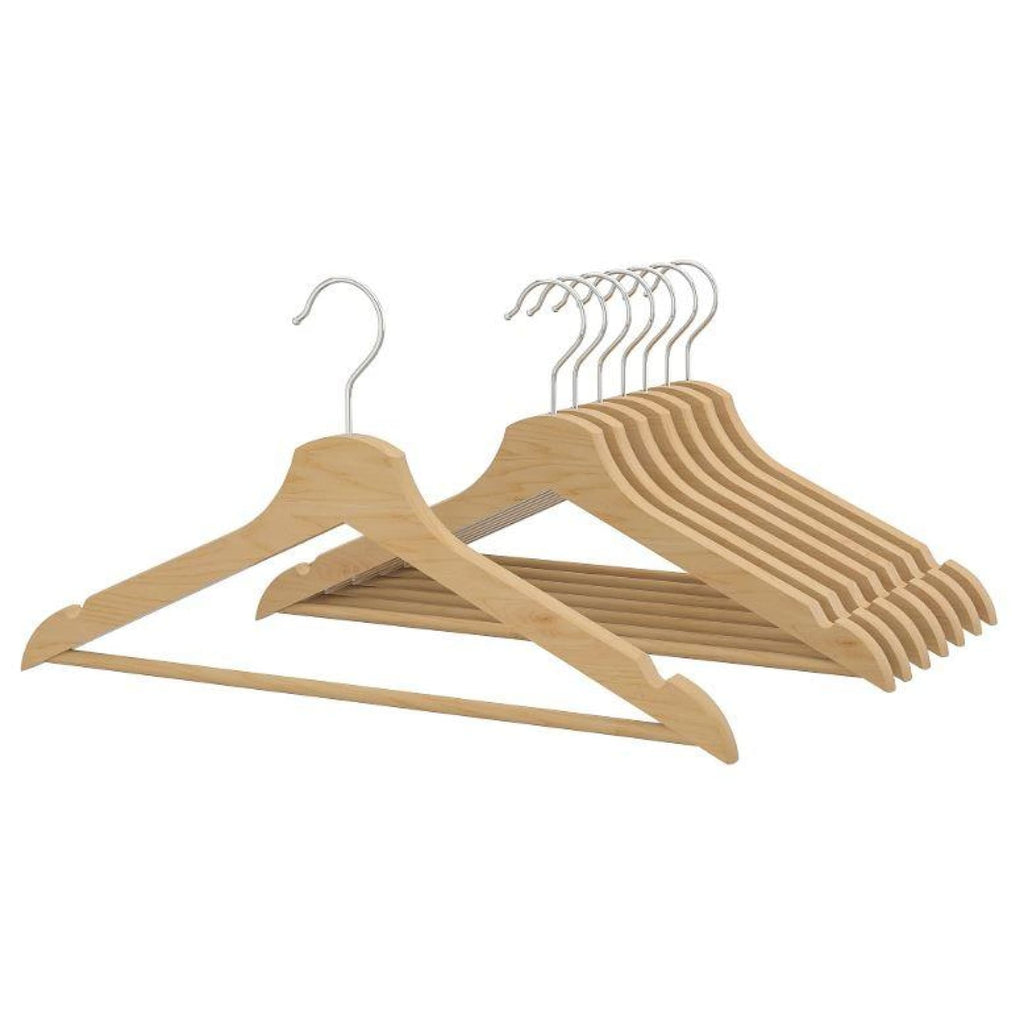 Wood Hanger - Natural - Home Gifts