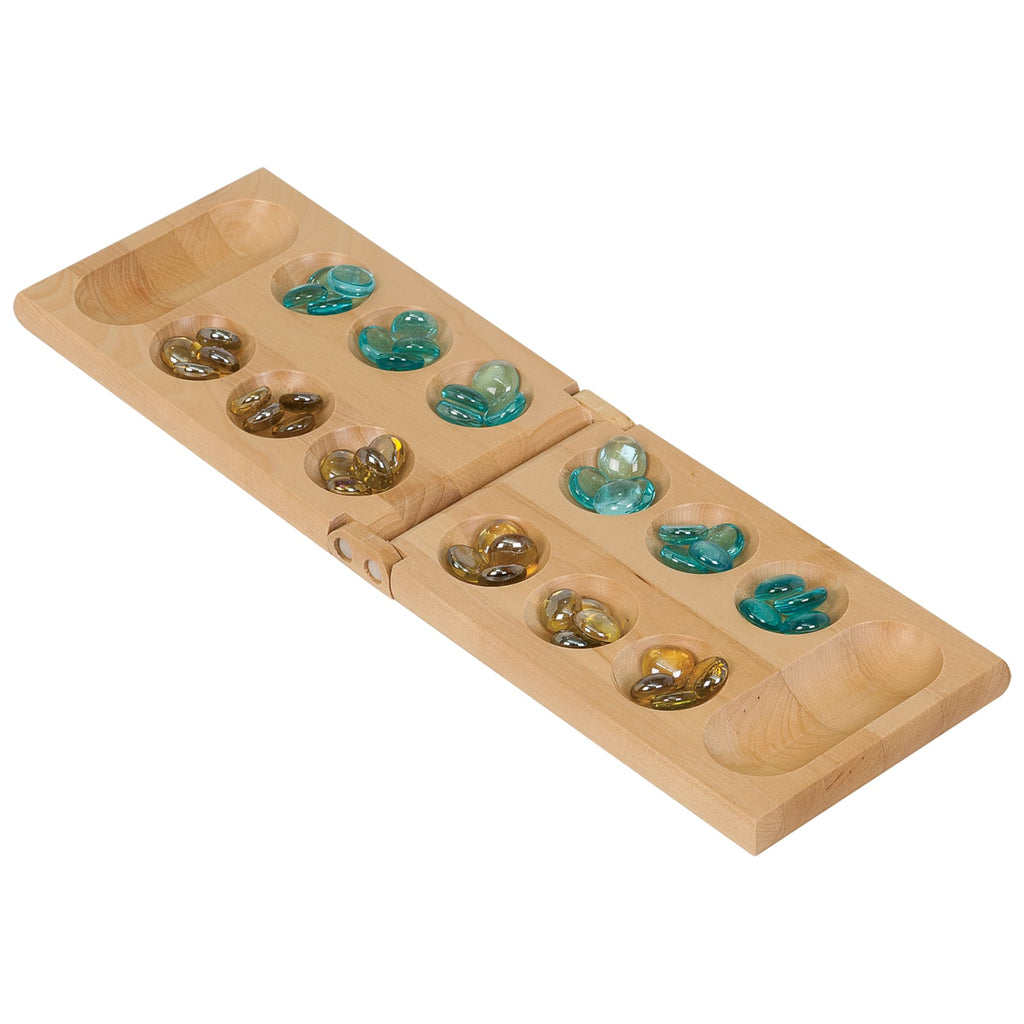 Wood Mancala Set - Home Gifts