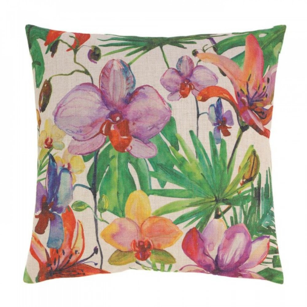 Island Paradise Decorative Pillow