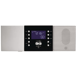 M&s Systems 3- Or 4-wire Retrofit Music And Communication System Master Unit (white)