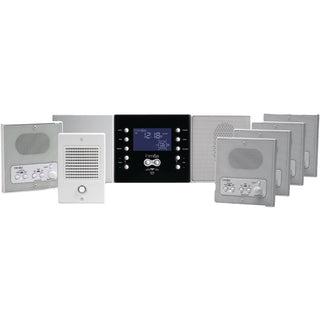 M&s Systems 4-wire Music And Communication Retrofit System Package