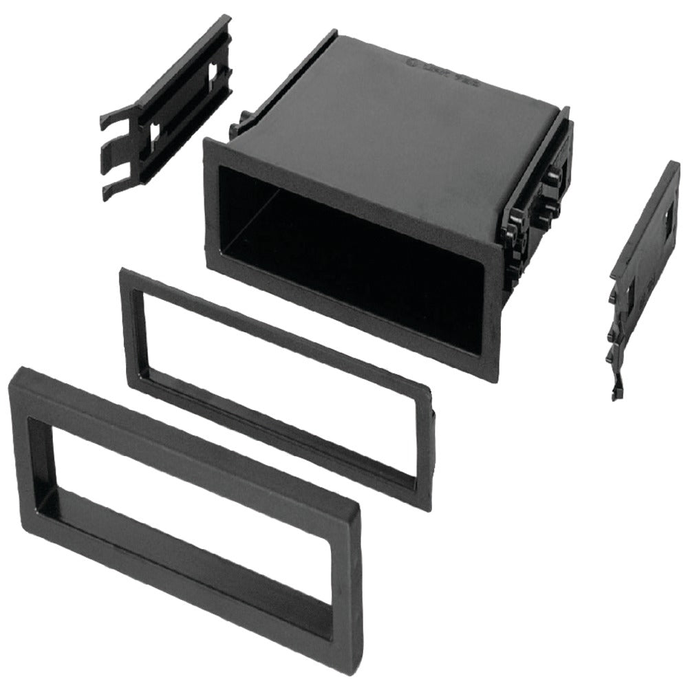 Best Kits In-dash Installation Kit (select Toyota And Mazda And Nissan And Volvo 1982-2004 Radio Replacement Pocket Single-din)