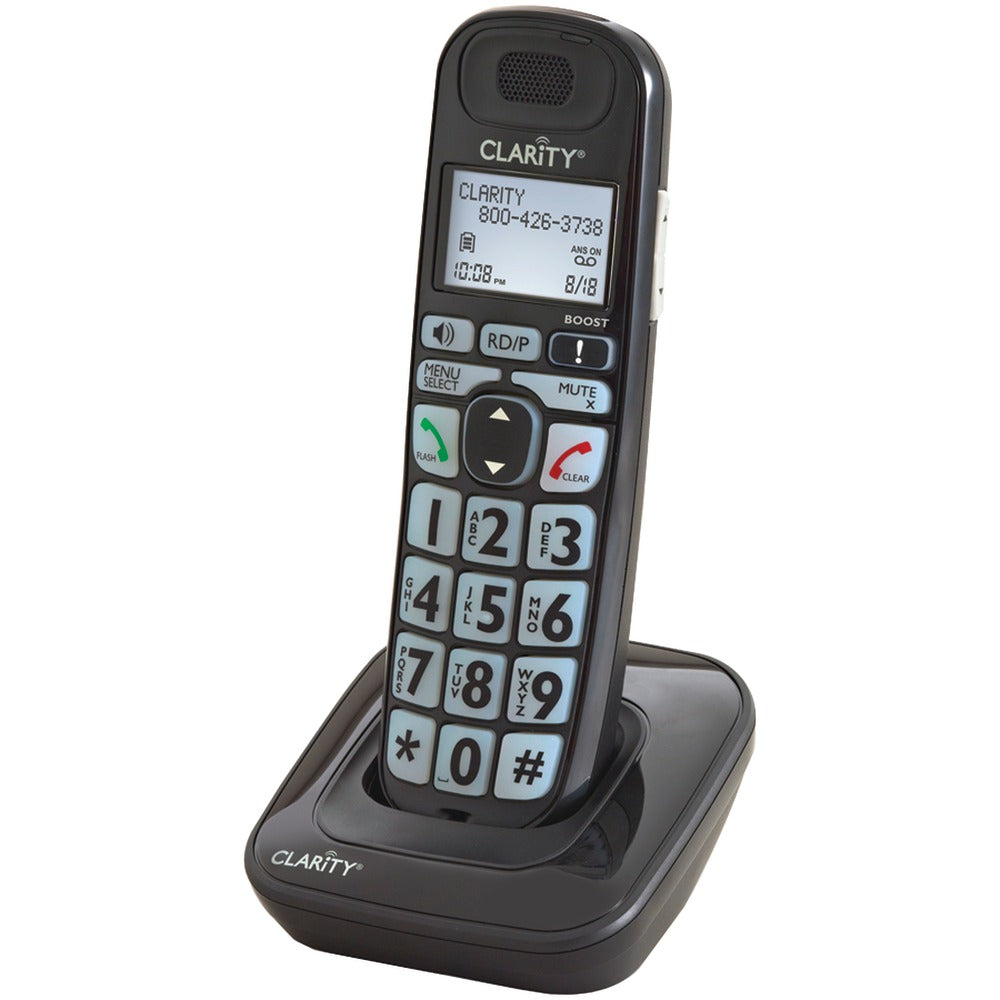 Clarity Amplified Phone With Digital Answering System