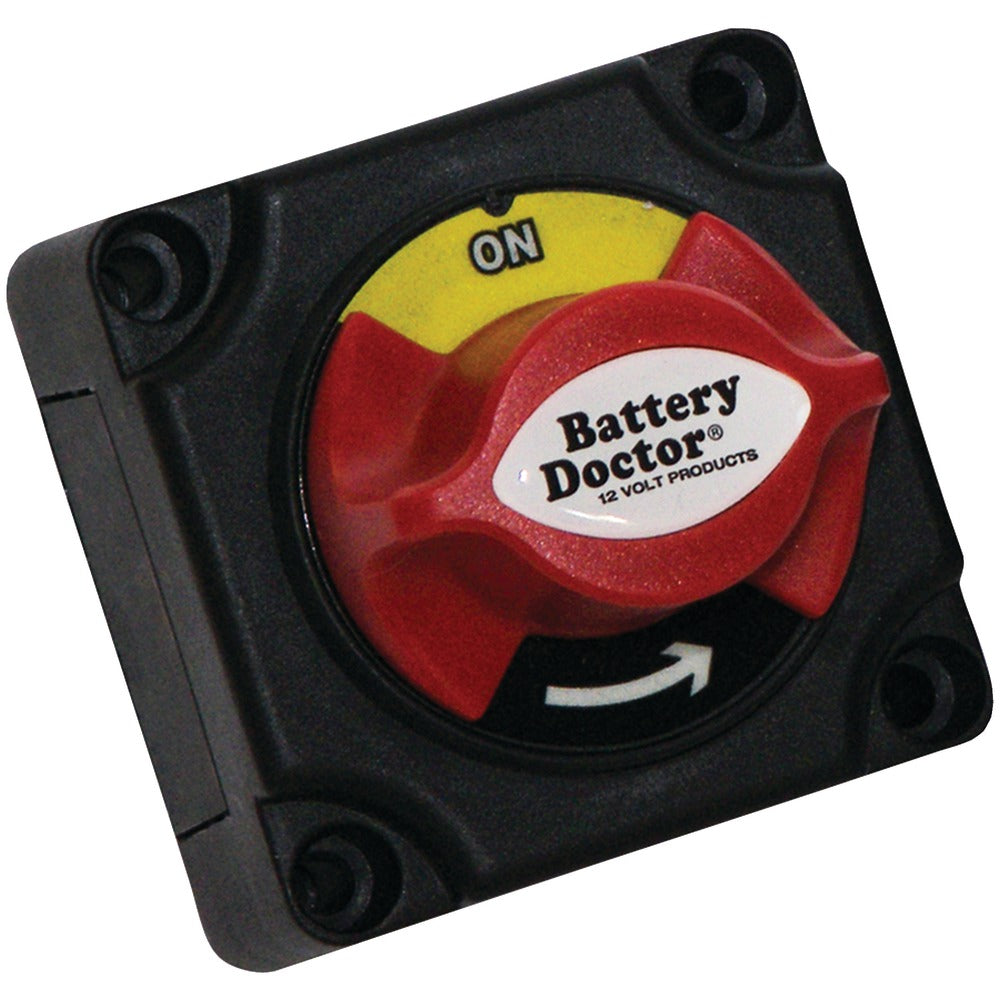 Battery Doctor Mini Master Disconnect Switch (single Battery 2 Position)