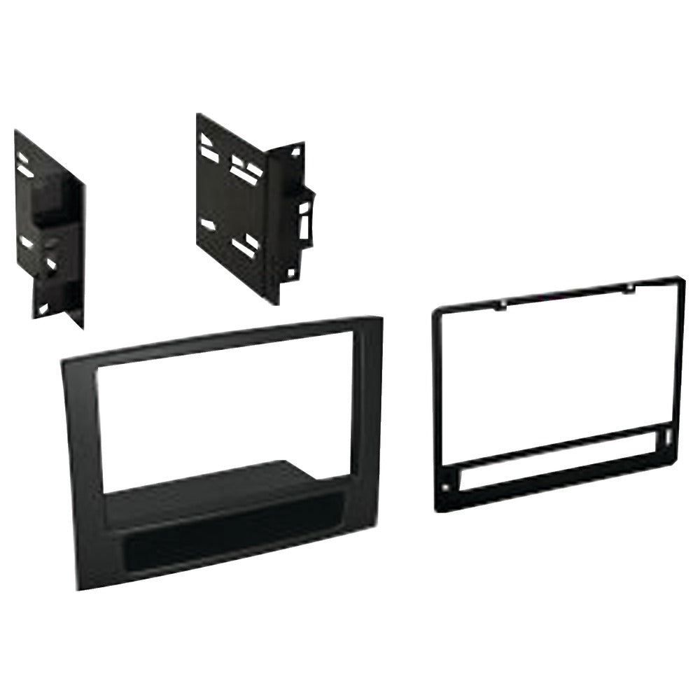 Best Kits Dodge Ram 2006-2008 Double-din Kit For Non-navigation Factory Radios