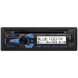 Dual Marine Single-din In-dash Cd Receiver With Bluetooth