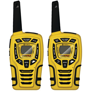 Cobra 28-mile 2-way Radio 2 Pk
