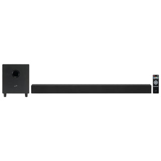 "Ilive 37"" 2.1-channel Hd Bluetooth Soundbar + Subwoofer"