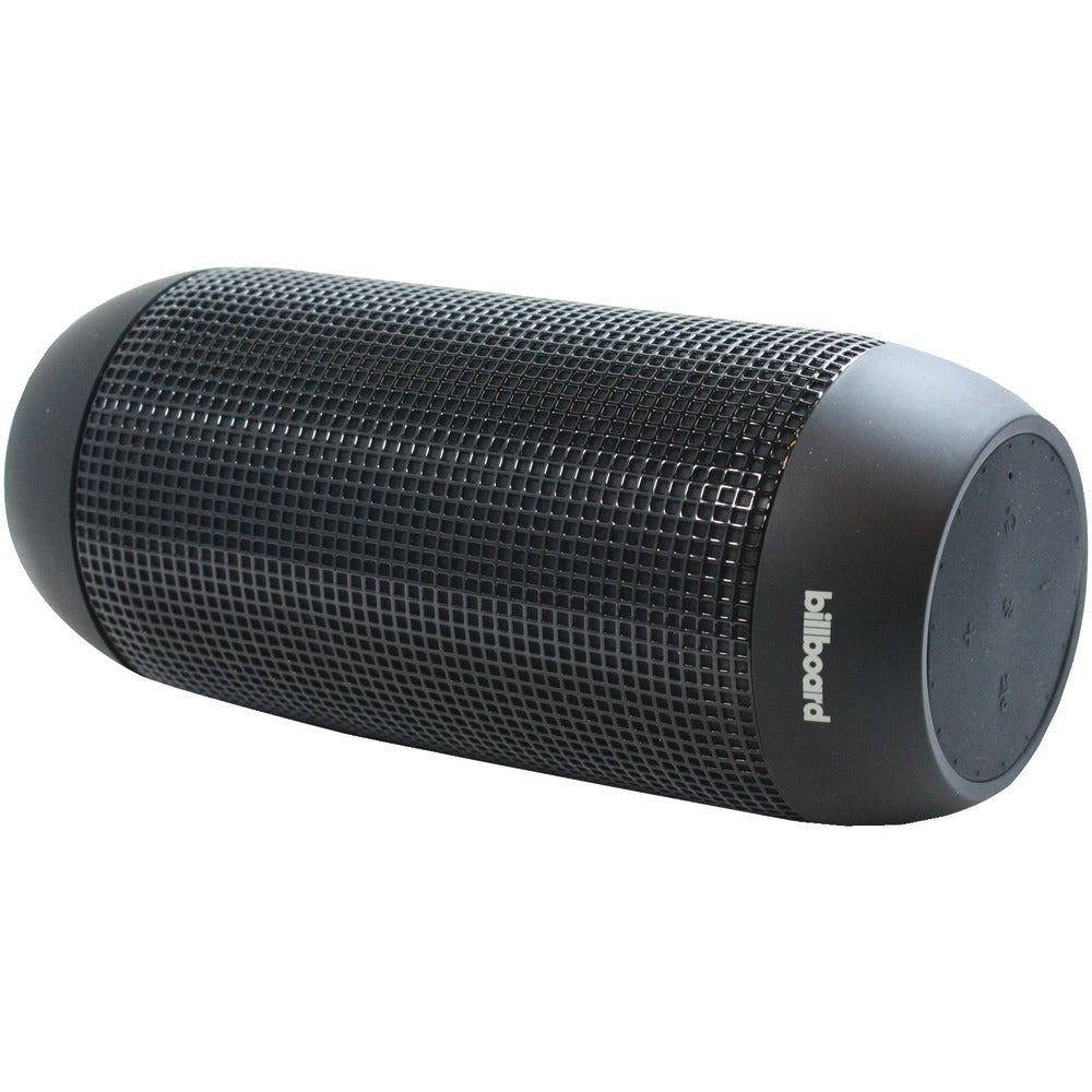 Billboard Long-range Water-resistant Bluetooth Speaker (black)