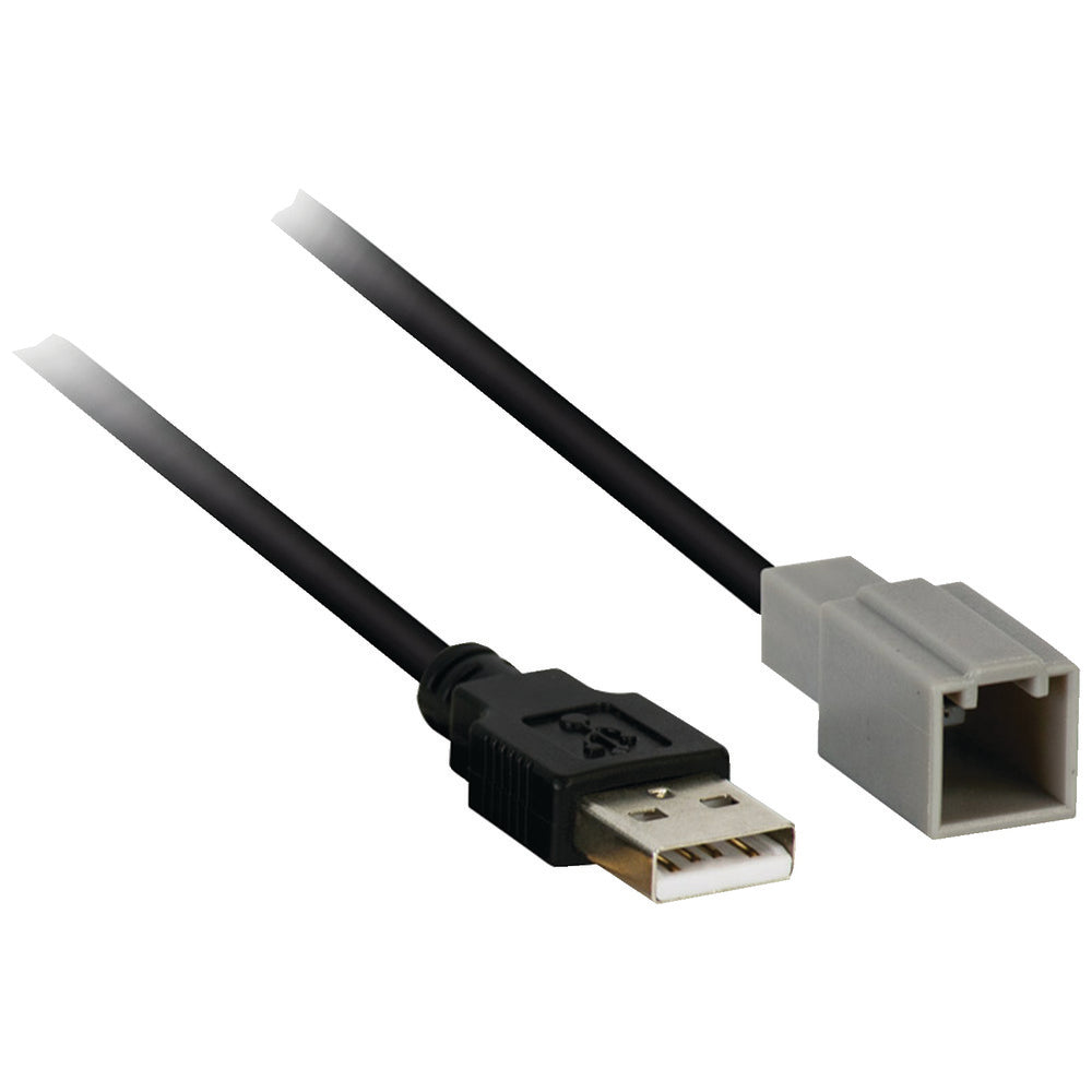 Axxess Usb Adapter To Retain The Oe Usb In Select Toyota Vehicles