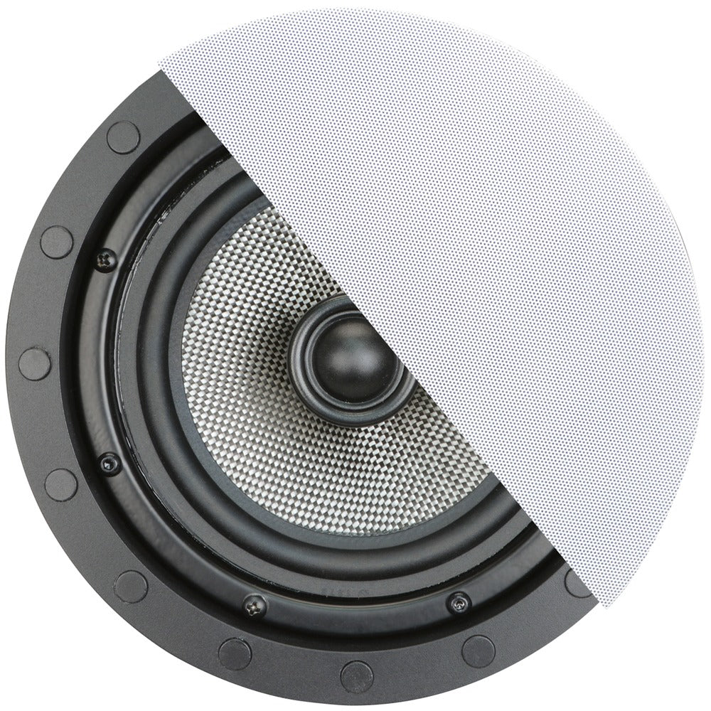 "Architech 6.5"" Frameless In-ceiling Speaker"
