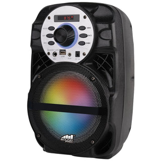 Naxa 1500-watt Portable Karaoke Speaker With Bluetooth