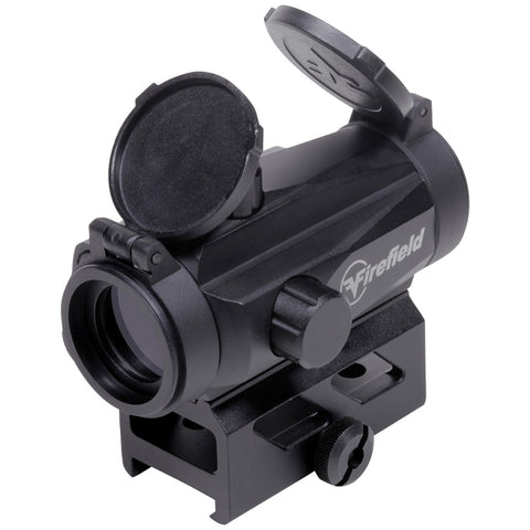 Firefield Impulse 1 X 22mm Compact Red Dot Sight With Red Laser