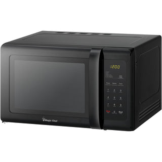 Magic Chef .9 Cubic-ft Countertop Microwave (black)