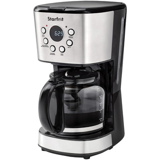 Starfrit 12-cup Drip Coffee Maker Machine