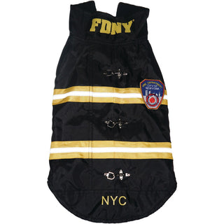 Royal Animals Fdny Water-resistant Dog Coat (small)