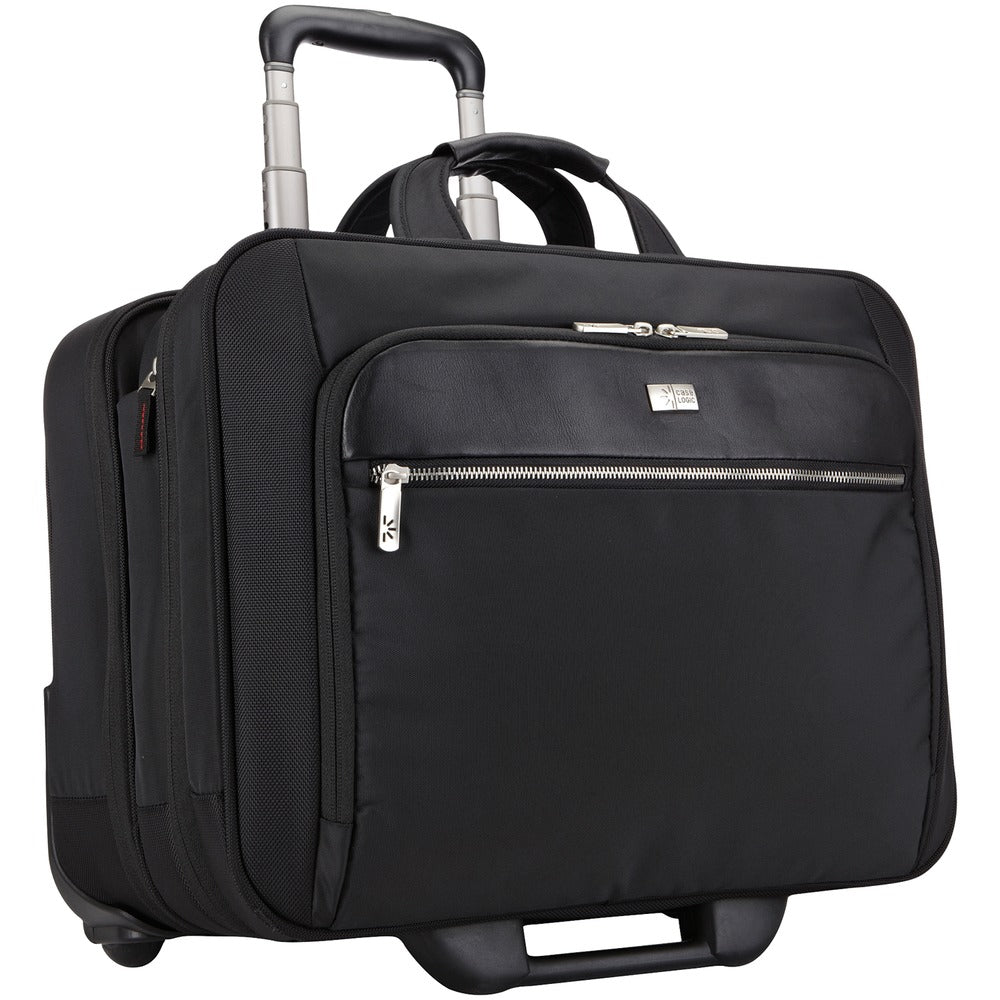 "Case Logic 17"" Checkpoint-friendly Rolling Laptop Case"