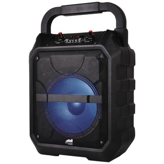 Naxa 2000-watt Portable Karaoke Speaker With Bluetooth