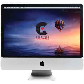 "Apple Certified Preloved 20"" 4gb Imac Desktop Computer"