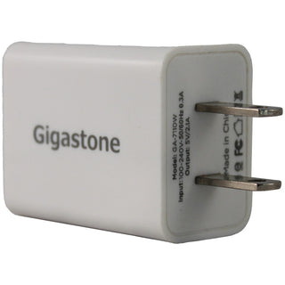 Gigastone 3-in-1 Wall Charger With Charging Cables