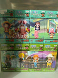 One Piece, set of 16 figurines, officially licensed, For Collectors and Fans