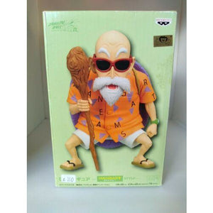 Dragon Ball Figure Master Roshi , officially licensed, Rare