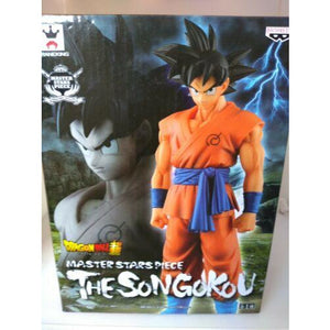 Dragon Ball Figure Master Stars Piece Songokou , officially licensed,