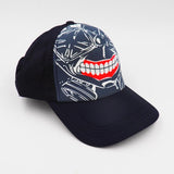 Tokyo Ghoul Anime Breathable Mesh Cap