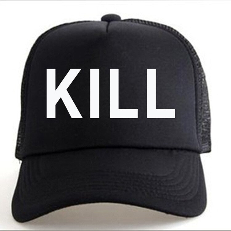 Cells at Work Kill Anime Breathable Mesh Cap