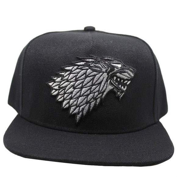 Game of Thrones House Stark Winter is Coming Cap