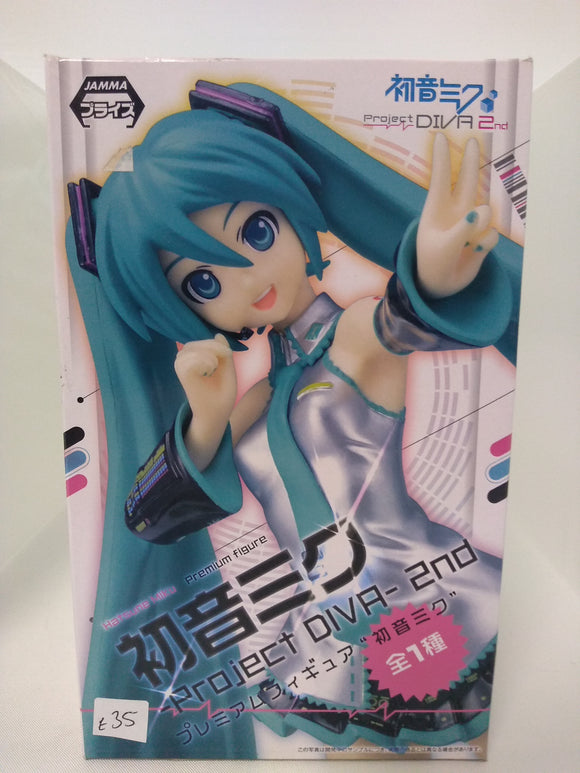 Miku Anime Figure